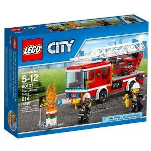 lego 60107 autopompa dei vigili del fuoco