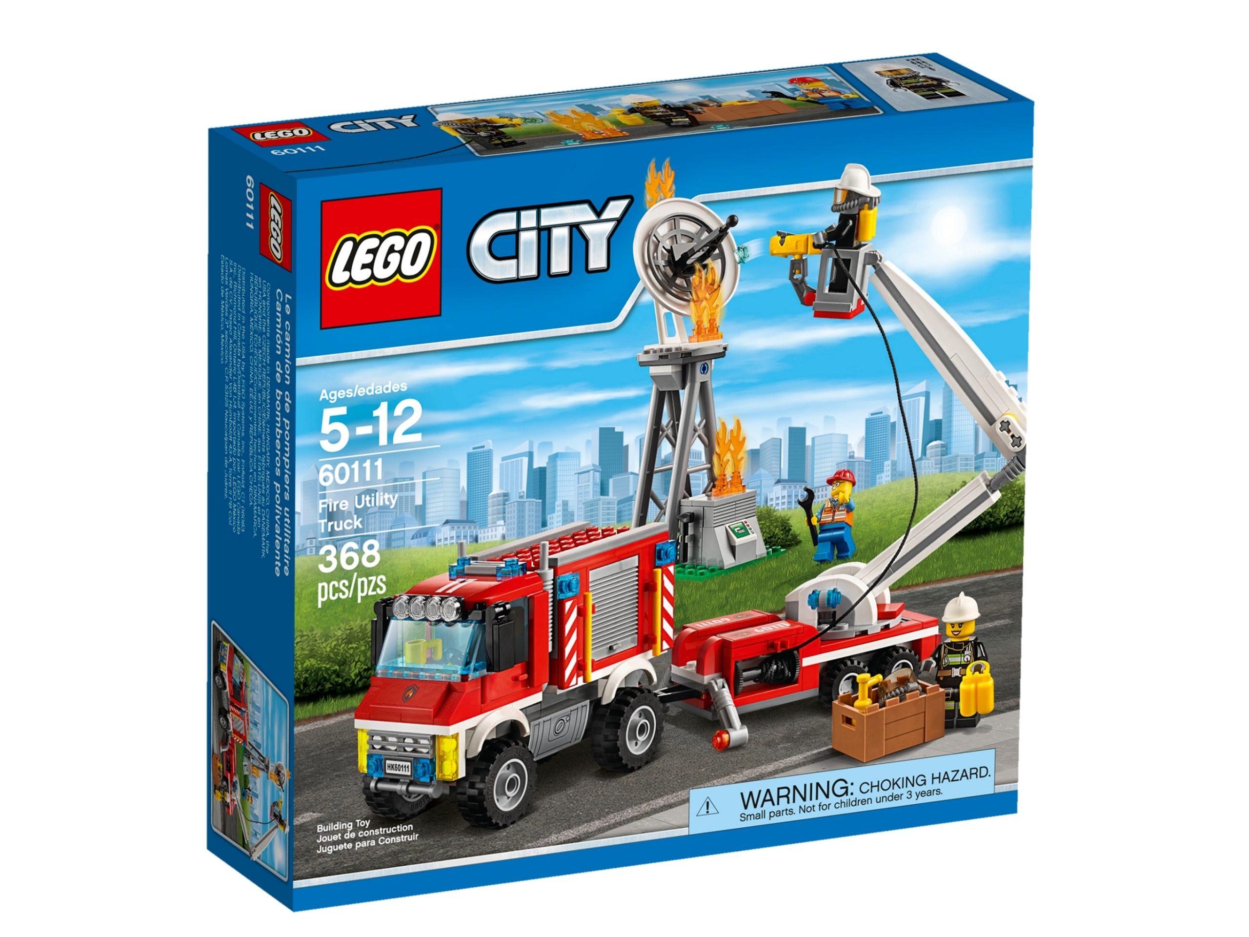 lego 60111 camion dei vigili del fuoco scaled
