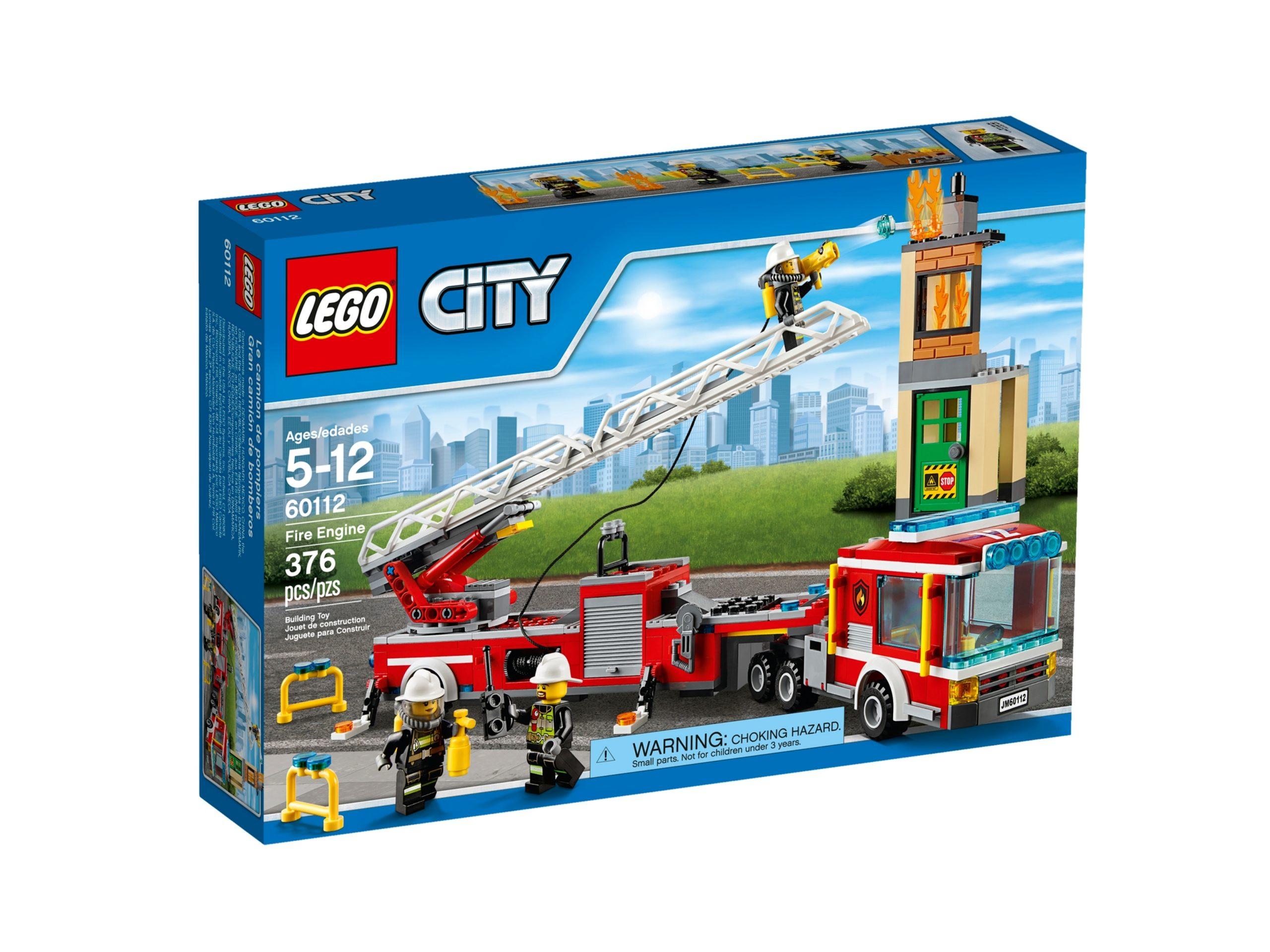 lego 60112 camion dei pompieri scaled
