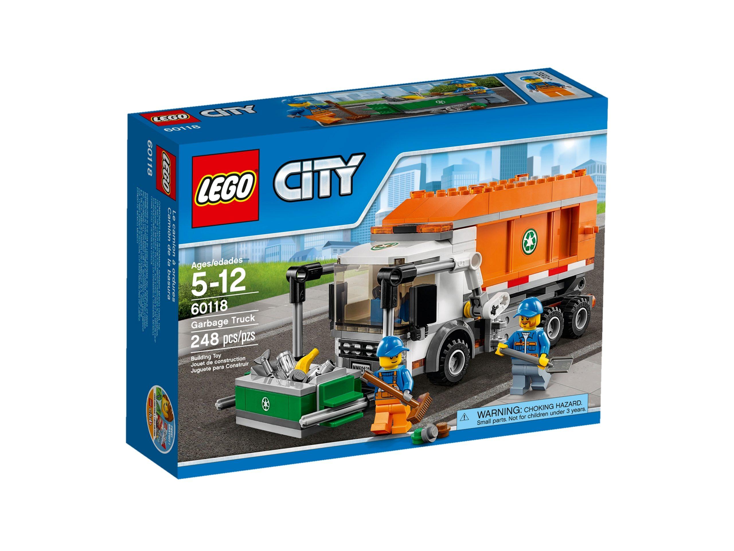 lego 60118 camioncino della spazzatura scaled