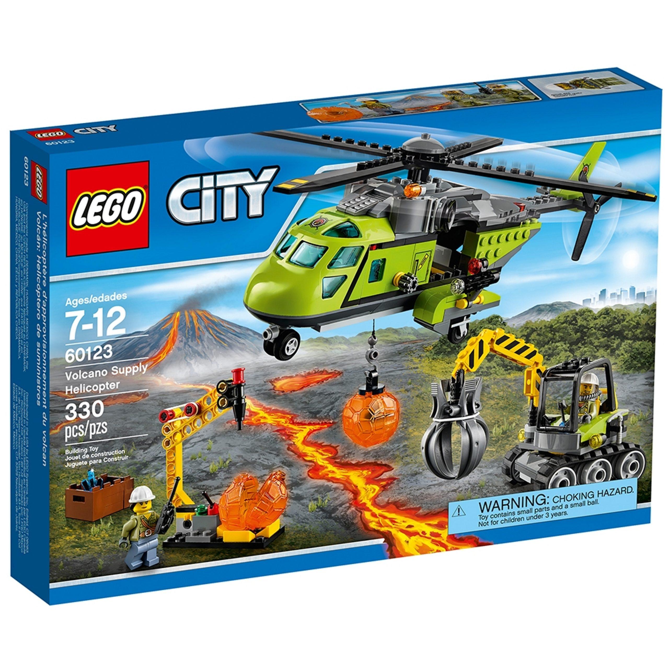 lego 60123 elicottero dei rifornimenti vulcanico scaled