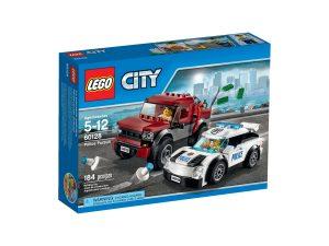 lego 60128 inseguimento della polizia