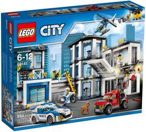 lego 60141 stazione di polizia