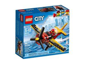 lego 60144 aereo da competizione