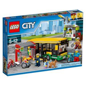 lego 60154 stazione degli autobus
