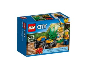 lego 60156 buggy della giungla