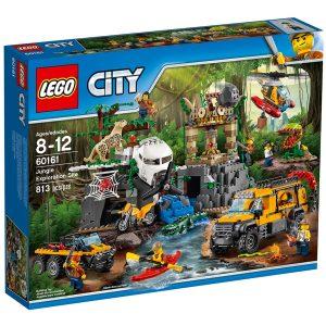 lego 60161 sito di esplorazione nella giungla