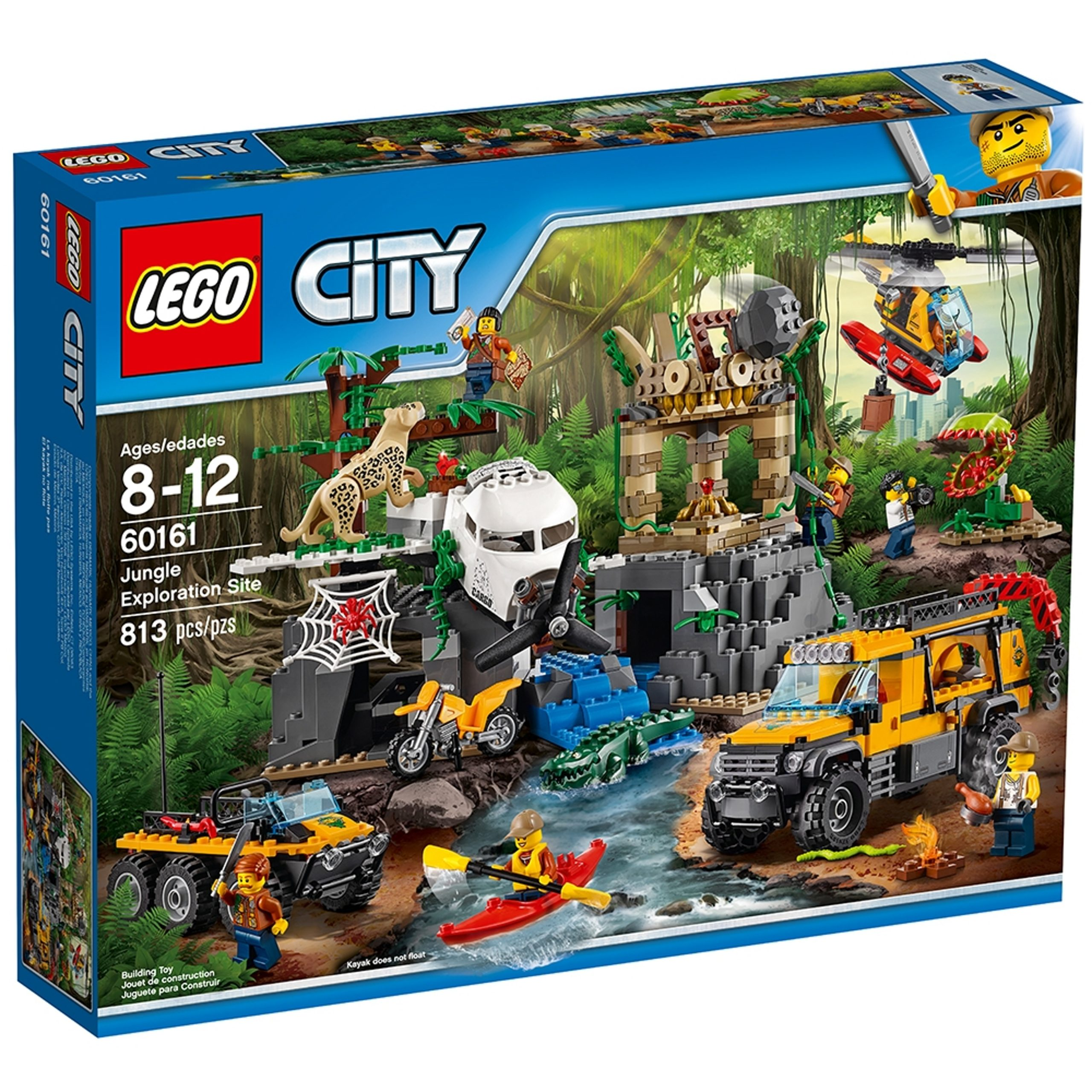 lego 60161 sito di esplorazione nella giungla scaled