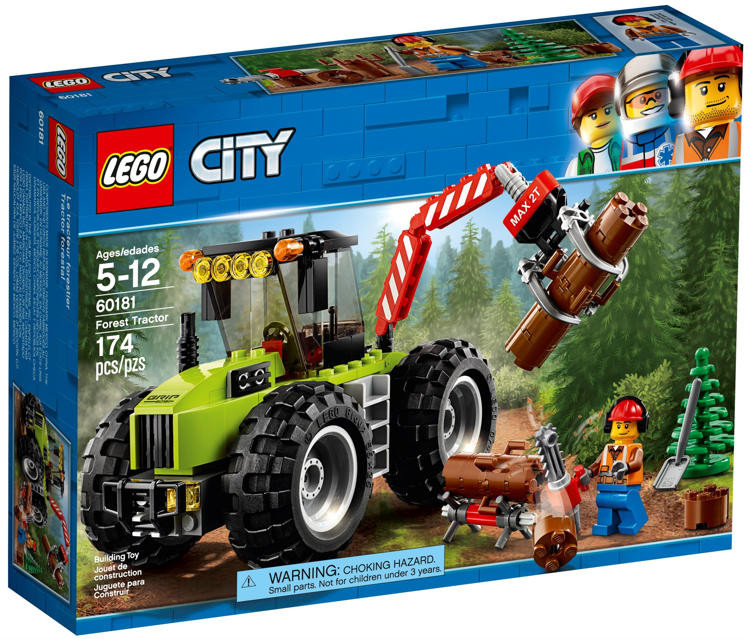 lego 60181 trattore forestale scaled