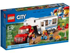 lego 60182 pickup e caravan
