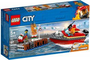 lego 60213 incendio al porto