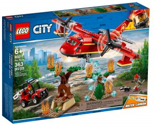lego 60217 aereo antincendio