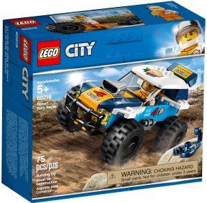 lego 60218 auto da rally del deserto