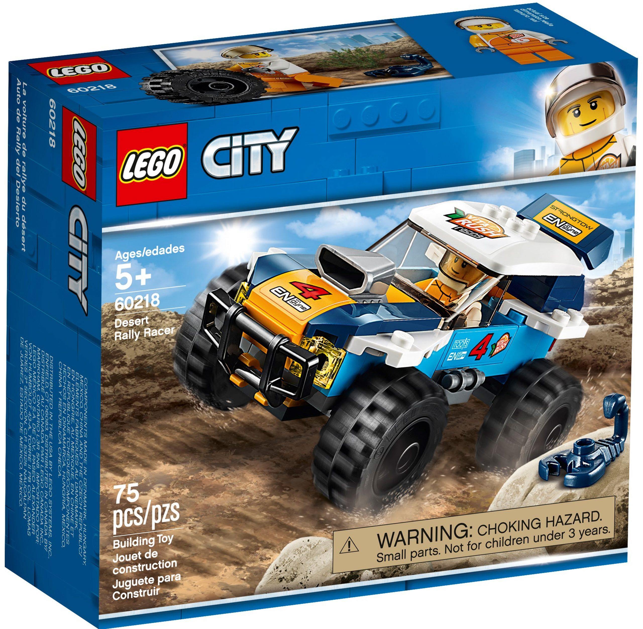 lego 60218 auto da rally del deserto scaled