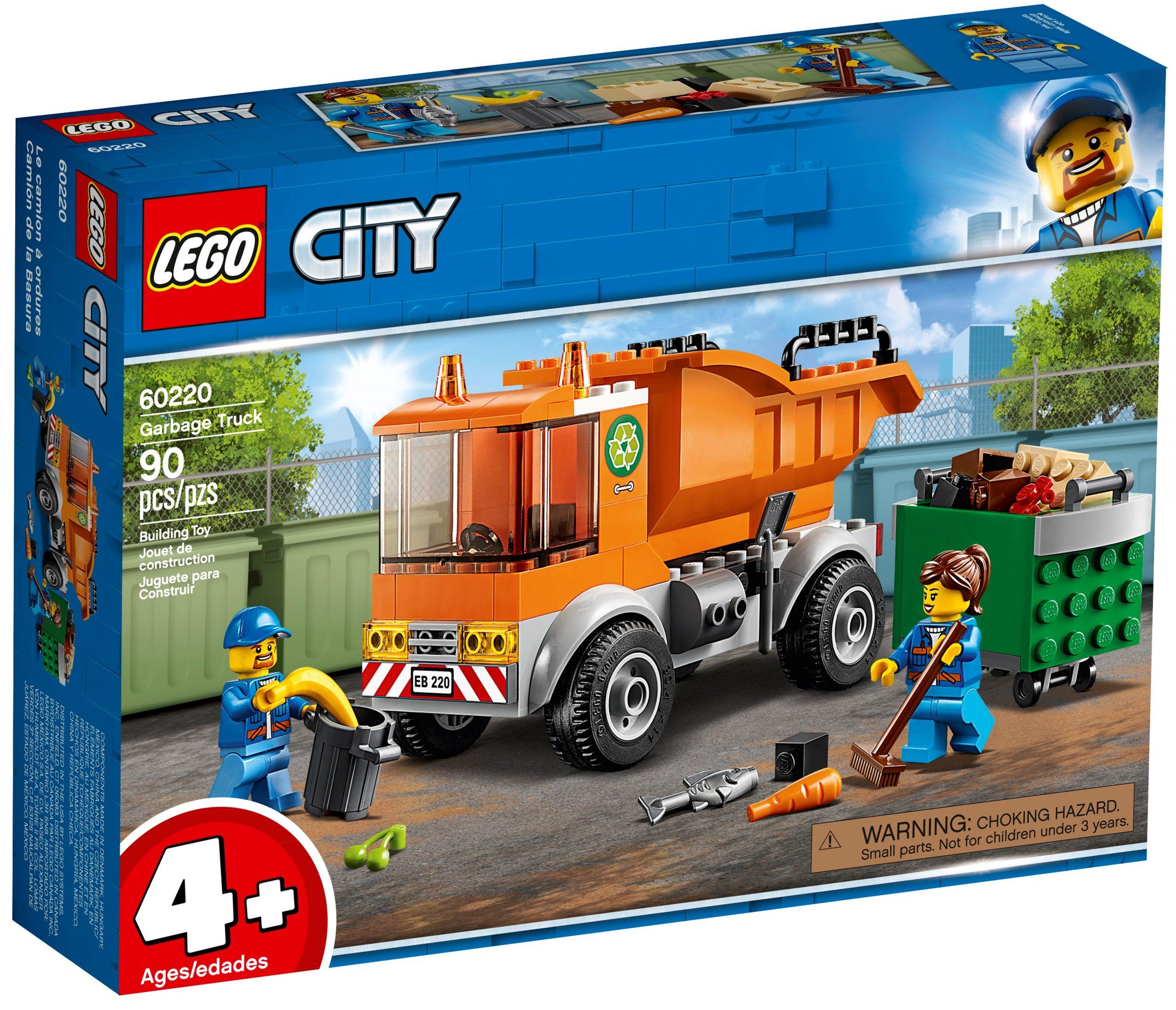 lego 60220 camion della spazzatura scaled