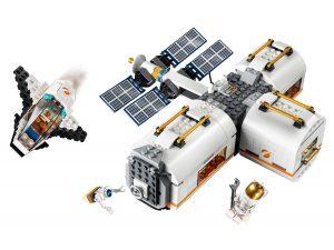 lego 60227 stazione spaziale lunare