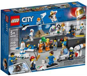 lego 60230 people pack ricerca e sviluppo spaziale