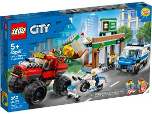 lego 60245 rapina sul monster truck