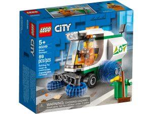 lego 60249 camioncino pulizia strade