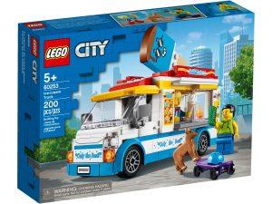 lego 60253 furgone dei gelati