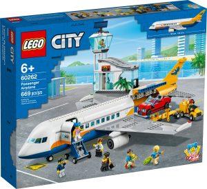 lego 60262 aereo passeggeri