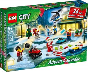 lego 60268 city calendario dellavvento