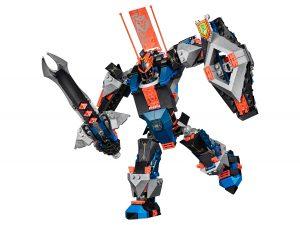 lego 70326 il robot del cavaliere nero