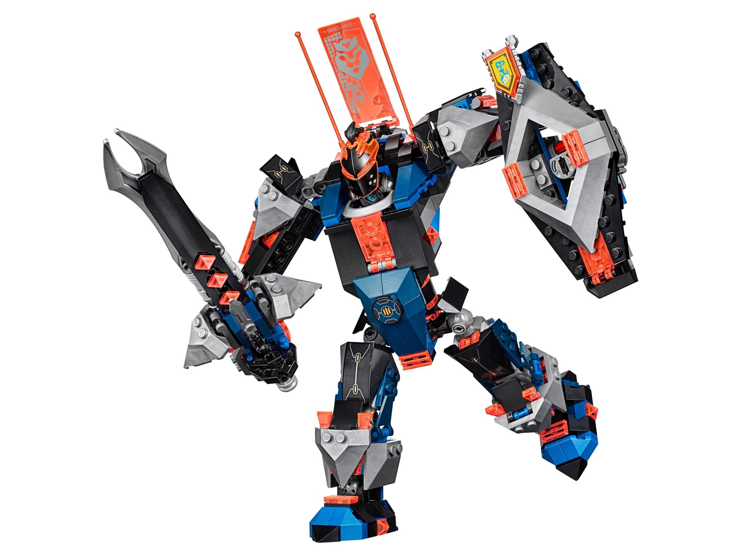 lego 70326 il robot del cavaliere nero scaled
