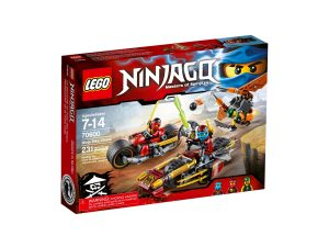 lego 70600 inseguimento sulla moto dei ninja