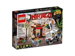 lego 70607 inseguimento a ninjago city