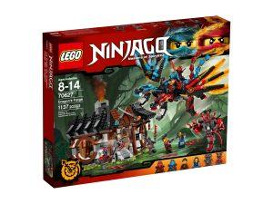 lego 70627 la forgia del dragone