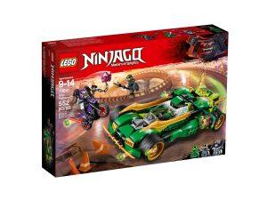 lego 70641 nightcrawler ninja