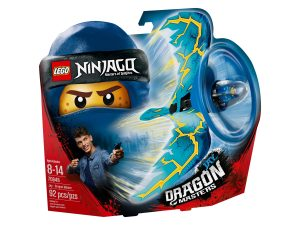 lego 70646 jay maestro dragone