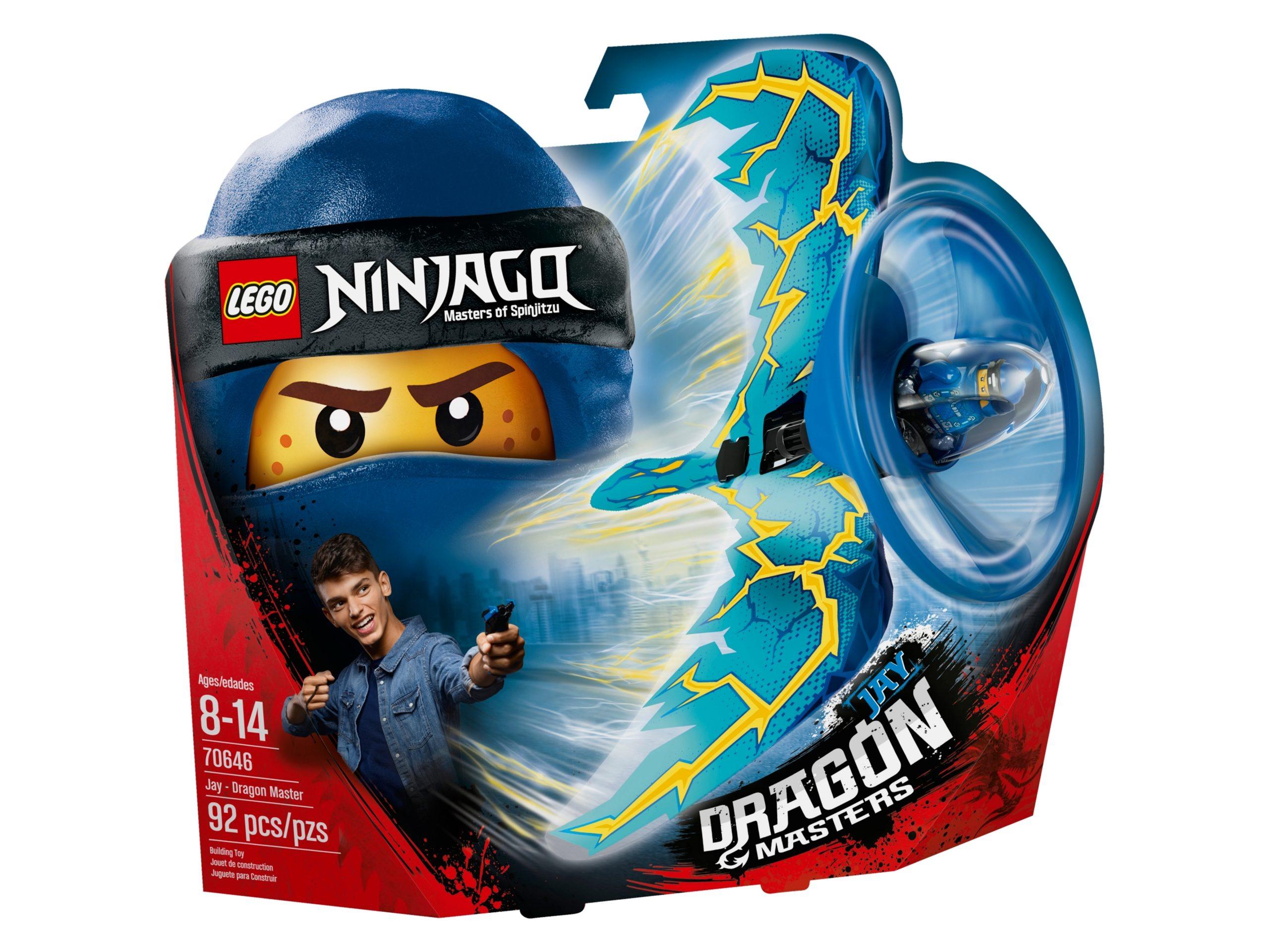 lego 70646 jay maestro dragone scaled