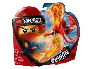 lego 70647 kai maestro dragone