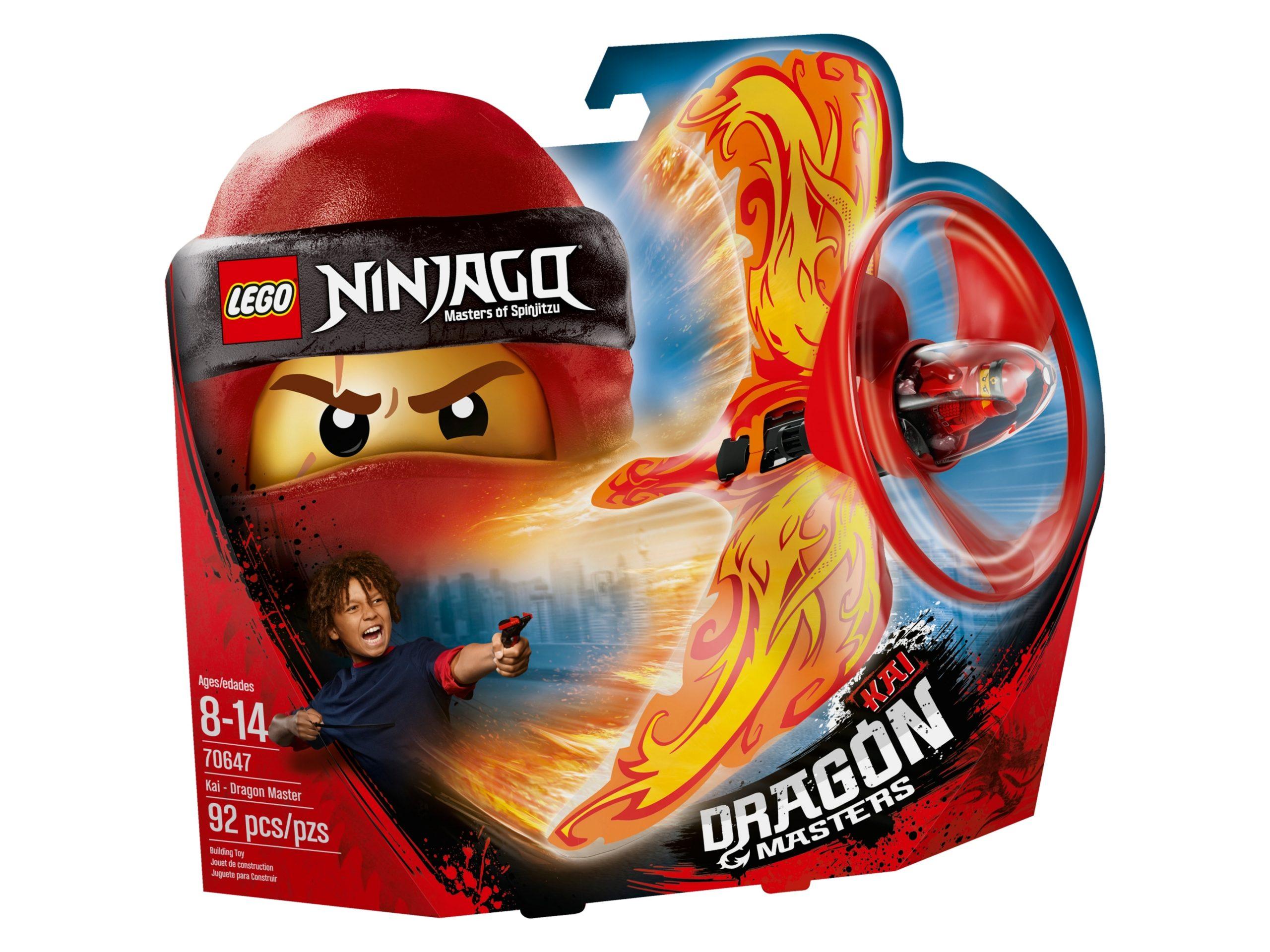 lego 70647 kai maestro dragone scaled