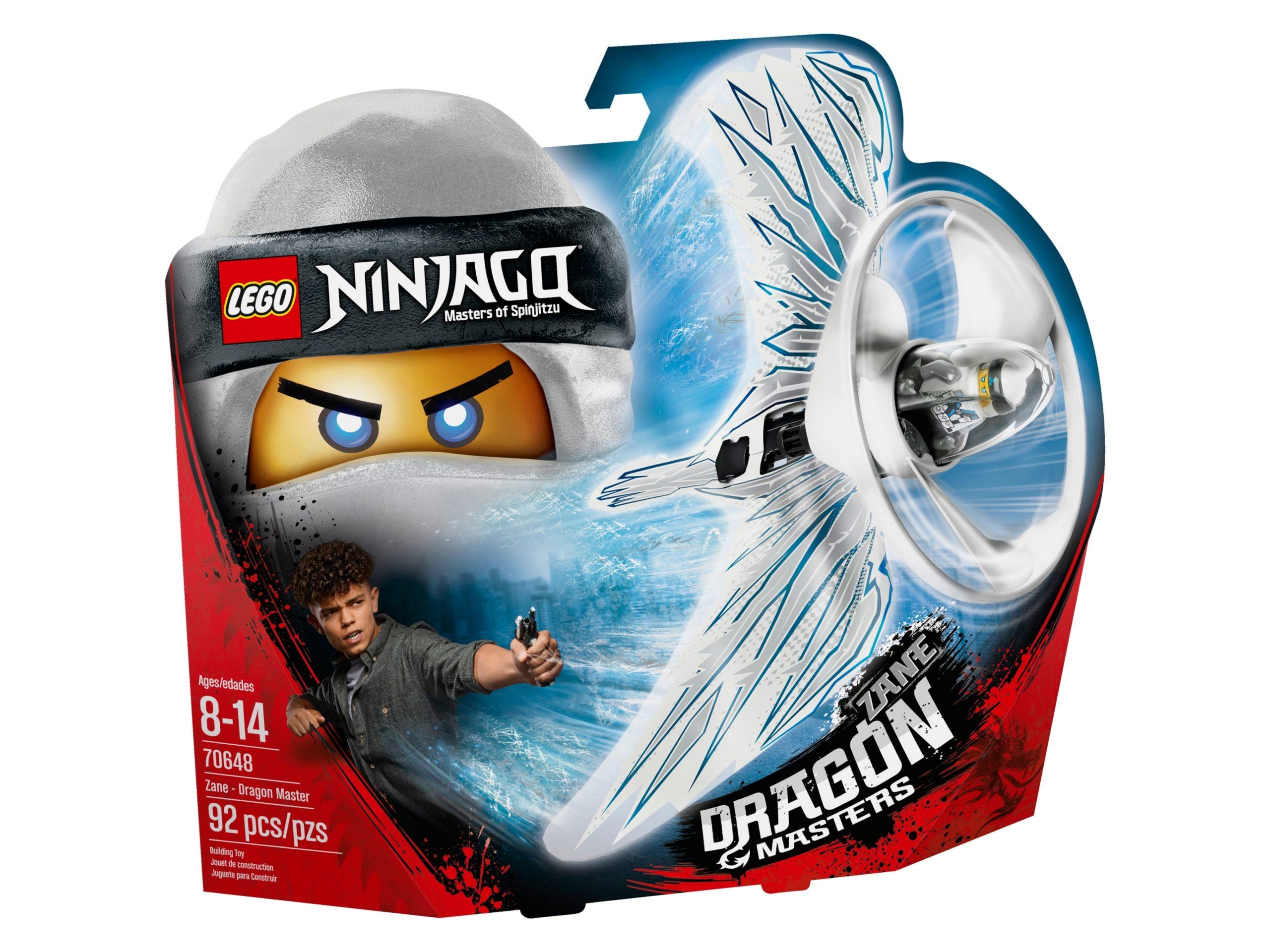 lego 70648 zane maestro dragone scaled