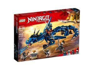 lego 70652 dragone della tempesta