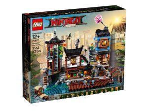 lego 70657 porto di ninjago city