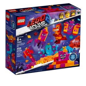 lego 70825 la scatola costruisci quello che vuoi della regina wello ke wuoglio