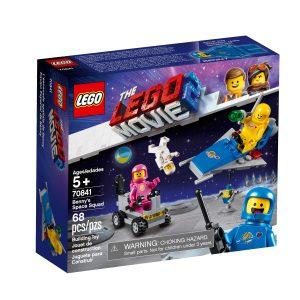 lego 70841 la squadra spaziale di benny