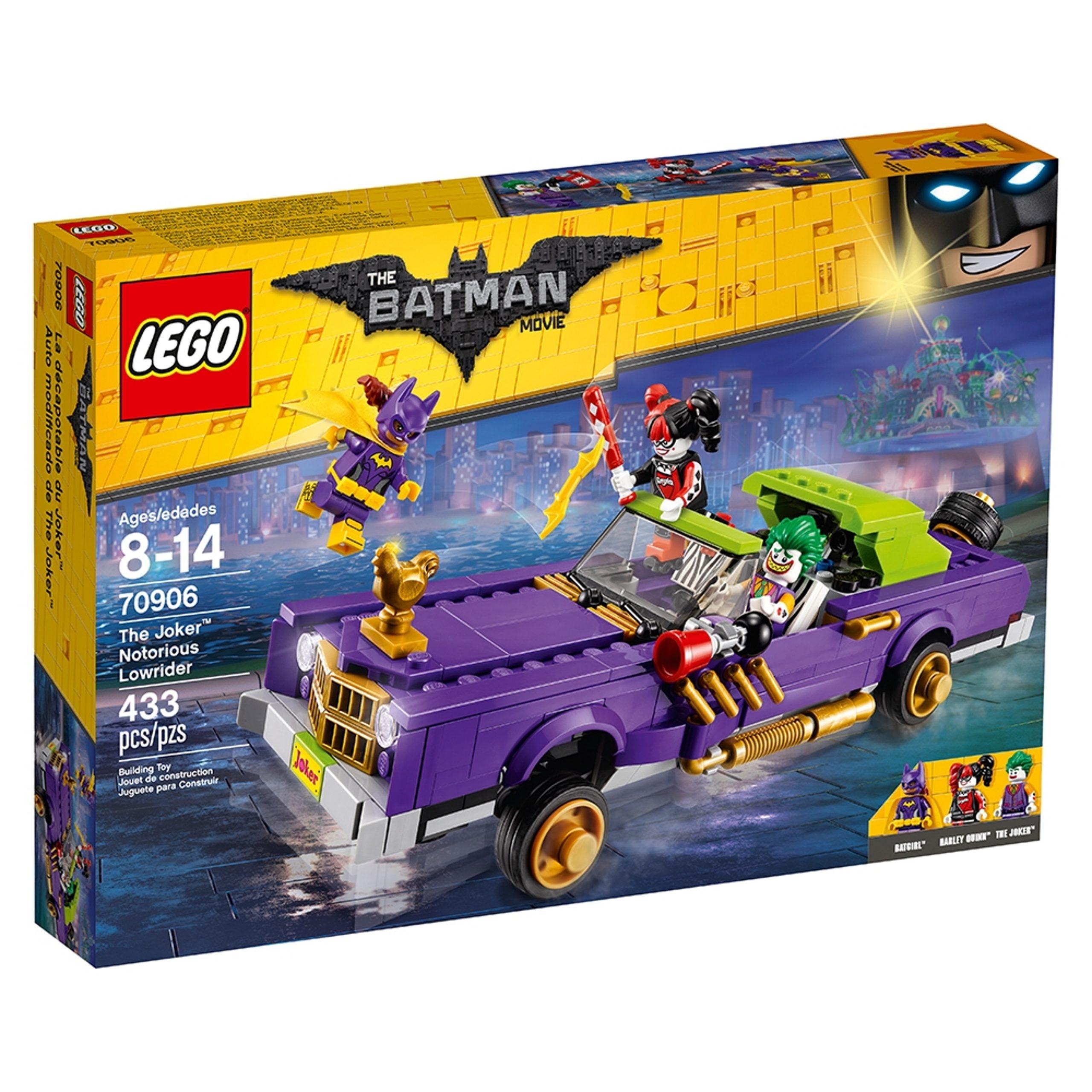 lego 70906 la famigerata lowrider di the joker scaled
