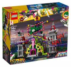 lego 70922 il maniero di the joker