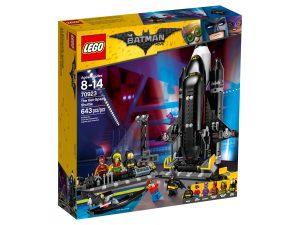 lego 70923 bat space shuttle