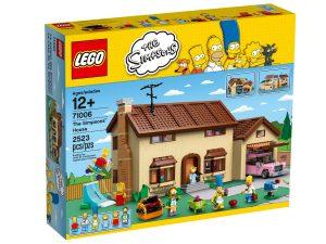 lego 71006 la casa dei simpsons