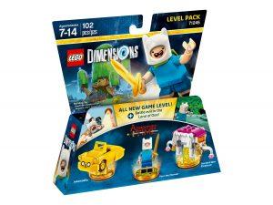 lego 71245 pacchetto livello adventure time