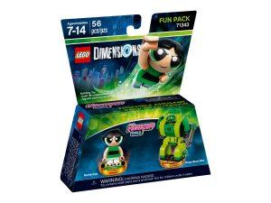 lego 71343 the powerpuff girls fun pack