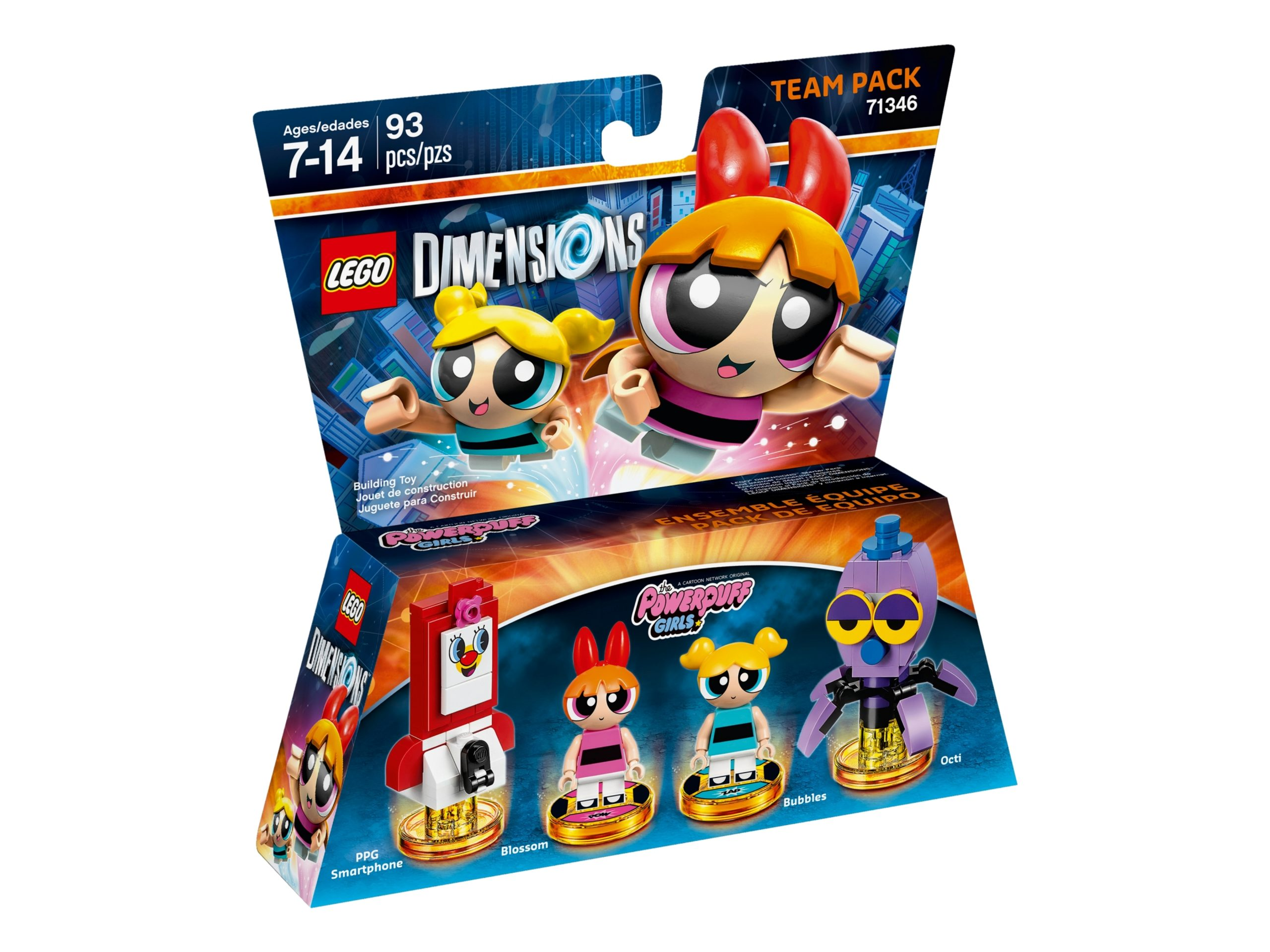 lego 71346 the powerpuff girls team pack scaled