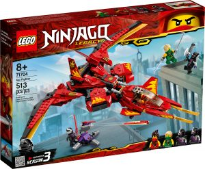 lego 71704 fighter di kai