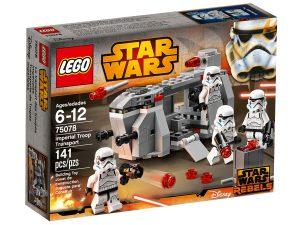 lego 75078 trasporta truppe imperiale
